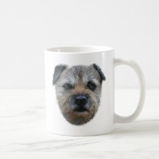 Border Terrier dog Coffee Mug