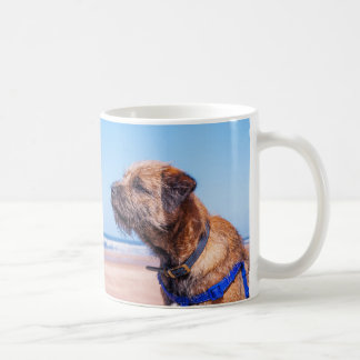 Border-Terrier Dog Gift Mug, Border Terrier Coffee Mug