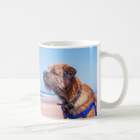 Border-Terrier Dog Gift Mug, Border Terrier Coffee Mug