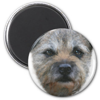 Border Terrier dog Magnet