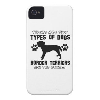 BORDER TERRIER gift items iPhone 4 Case-Mate Case
