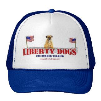 Border Terrier Mesh Hats