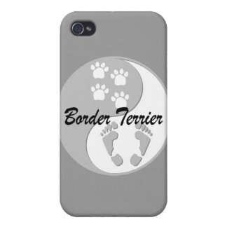 Border Terrier iPhone 4/4S Cases