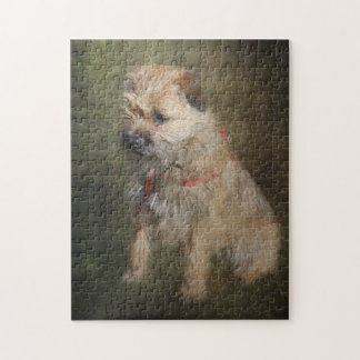 Border Terrier Jigsaw Puzzle