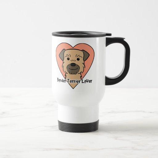 Border Terrier Lover Coffee Mug
