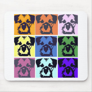Border Terrier  Mouse Mat