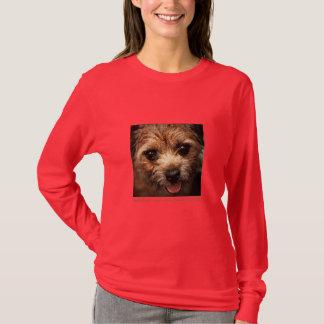Border Terrier Rough-Scruff T-Shirt