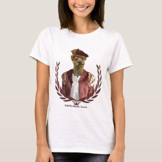 Border Terrier T-Shirt Nobility