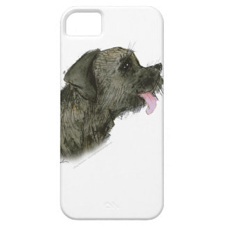 Border Terrier, tony fernandes Case For The iPhone 5