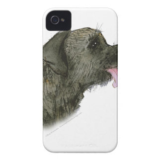 Border Terrier, tony fernandes Case-Mate iPhone 4 Cases