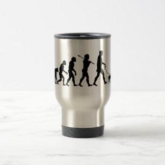 Border Terrier Travel Mug