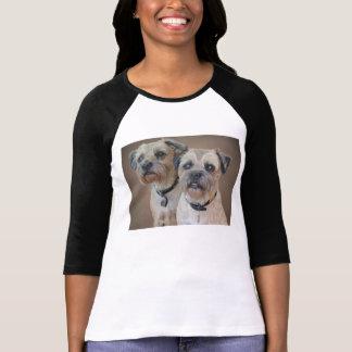 Border Terrier Woman's T-Shirt