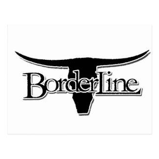 Borderline Postcard