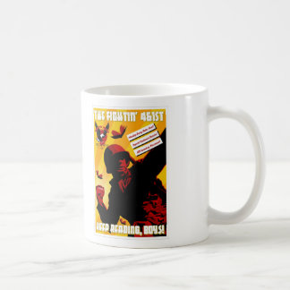 "Borders ""Fightin' 461st"" Mug"