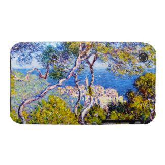Bordighera, 1884 Claude Monet cool, old, master, Case-Mate iPhone 3 Cases