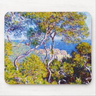 Bordighera, 1884 Claude Monet cool, old, master, Mouse Mat
