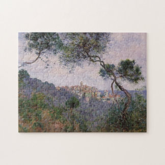 Bordighera Monet Fine Art Jigsaw Puzzle