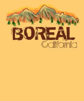 Boreal California guys mountain tee