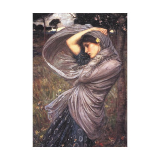 Boreas - Stretched Canvas Reproduction Gallery Wrapped Canvas