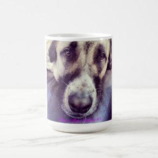 Bored Anatolian Shepherd Mug