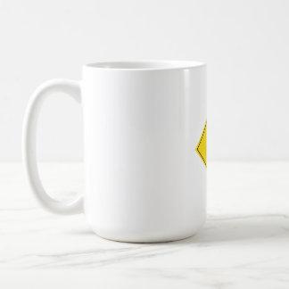 bored baby mug