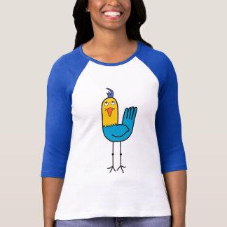 bored bird t-shirt