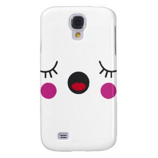Bored Face Galaxy S4 Case