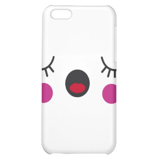 Bored Face Cover For iPhone 5C