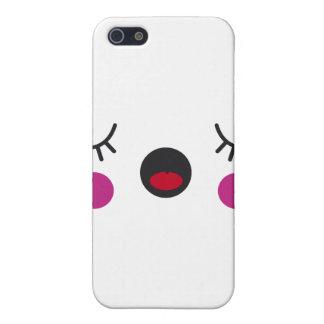 Bored Face iPhone 5 Case
