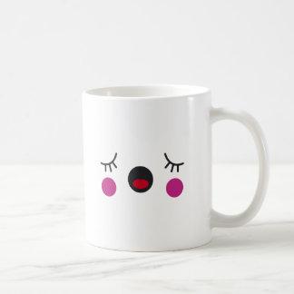 Bored Face Coffee Mug