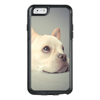 Bored French Bulldog OtterBox iPhone 6/6s Case