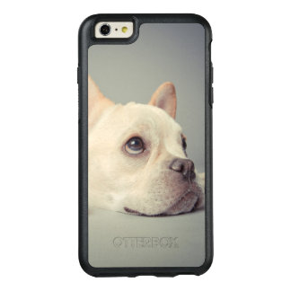 Bored French Bulldog OtterBox iPhone 6/6s Plus Case