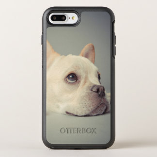 Bored French Bulldog OtterBox Symmetry iPhone 8 Plus/7 Plus Case