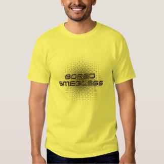 bored smegless shirts