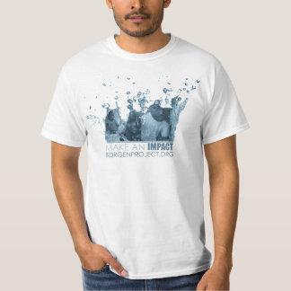 Borgen Project Impact T-Shirt