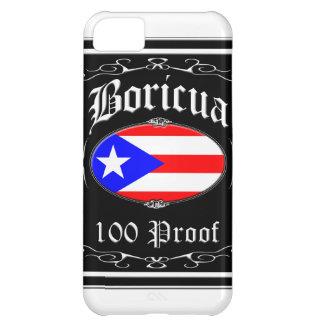 Boricua 100 Proof iPhone 5C Covers