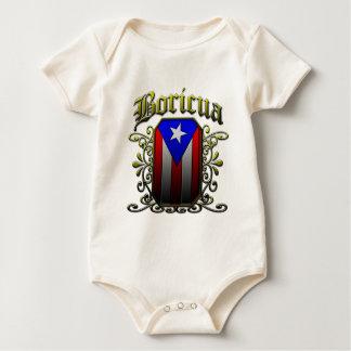 Boricua Baby Bodysuit