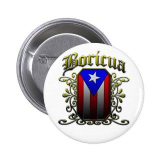 Boricua Buttons