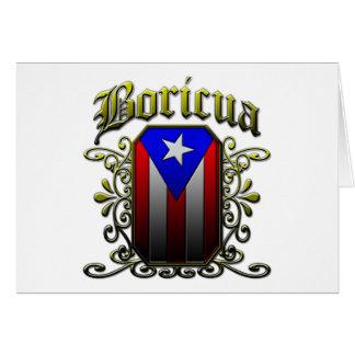 Boricua Card