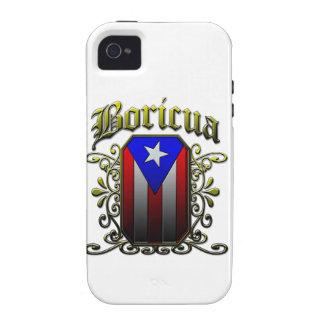Boricua Case-Mate iPhone 4 Cases