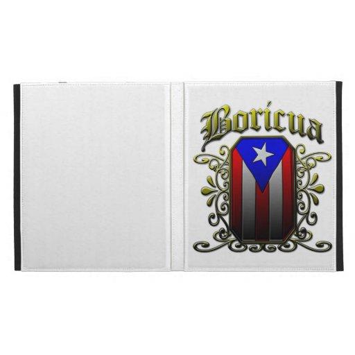Boricua iPad Folio Covers