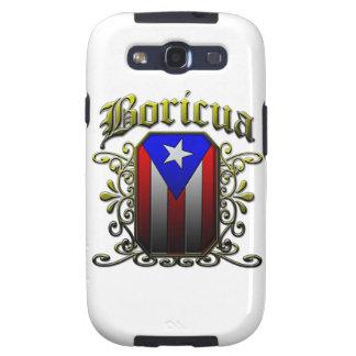 Boricua Samsung Galaxy S3 Case