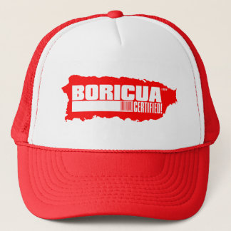 Boricua Certified Trucker Hat