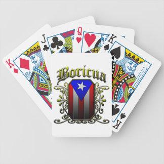 Boricua Deck Of Cards