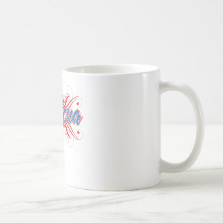 Boricua Floral Coffee Mugs