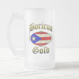 Boricua Gold Mug