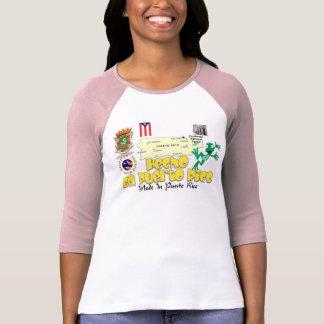 Boricua Hecho en Puerto Rico T-shirts