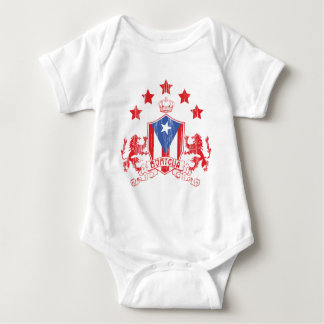 Boricua Heraldy Tee Shirts