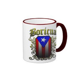 Boricua Coffee Mugs