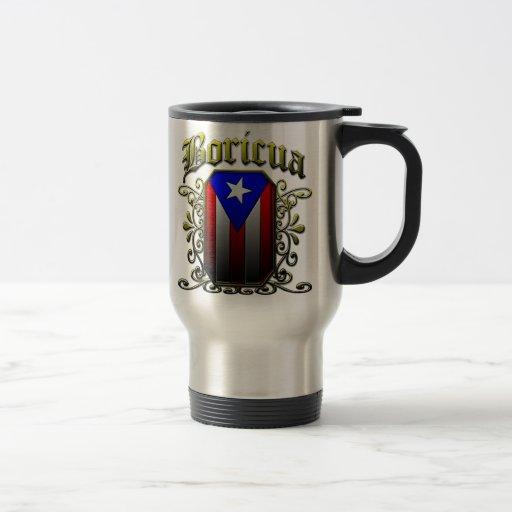 Boricua Mugs
